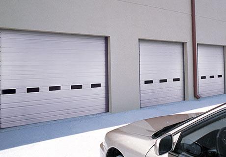 Clopay industrial series doors saugus overhead door for Clopay dealer