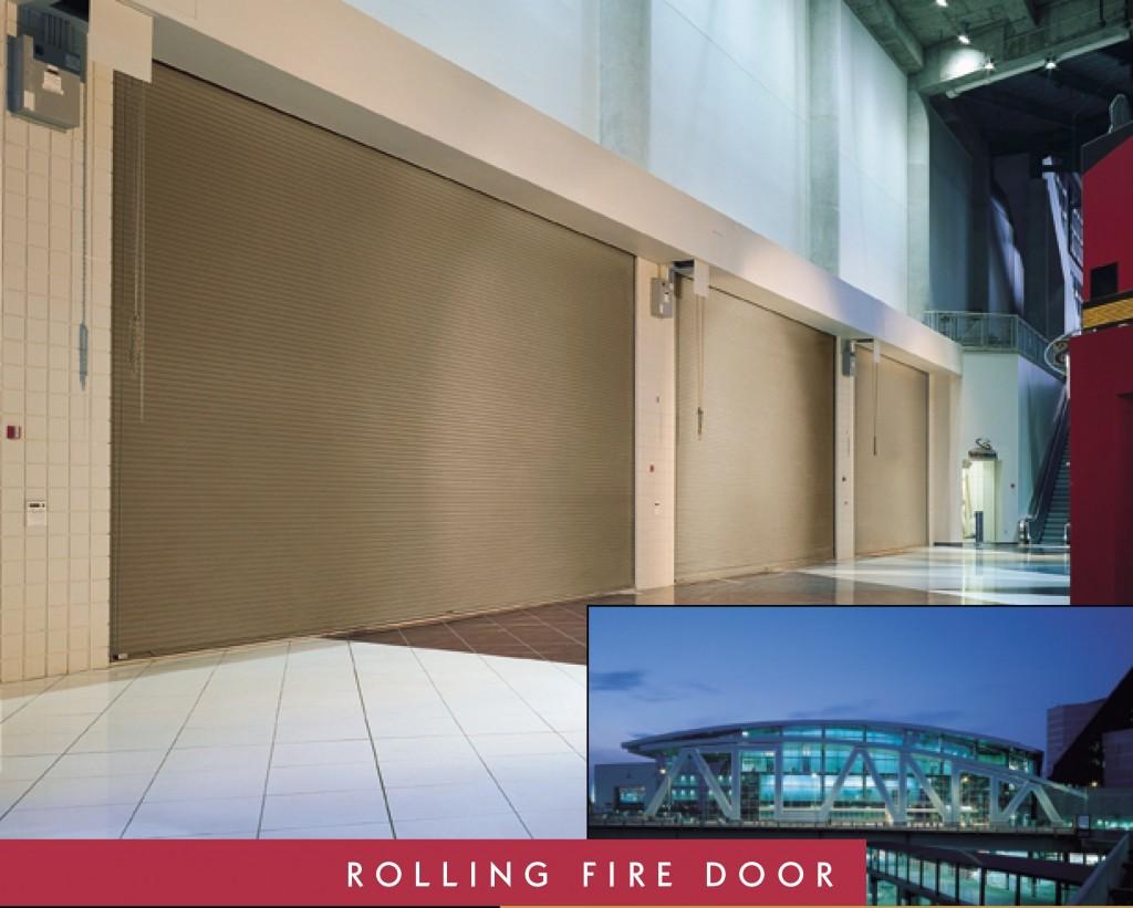 Cookson Fire Doors Saugus Overhead Door