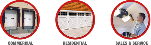 Commercial & Residential Garage Doors