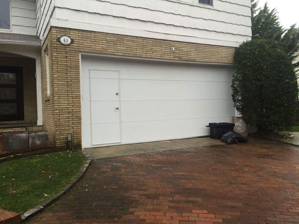 Walkthru Residential Garage Doors Saugus Overhead Door